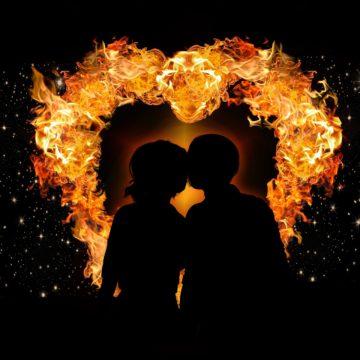 El amor: qué significa para los signos de fuego